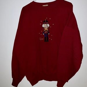 Christmas Noel Nutcracker sweatshirt
